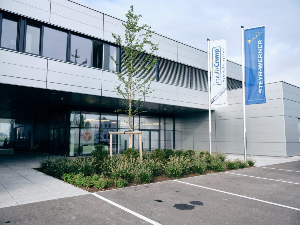 Gewerbeimmobilie bei Viviamo Immobilien GmbH in Wels, Oberösterreich